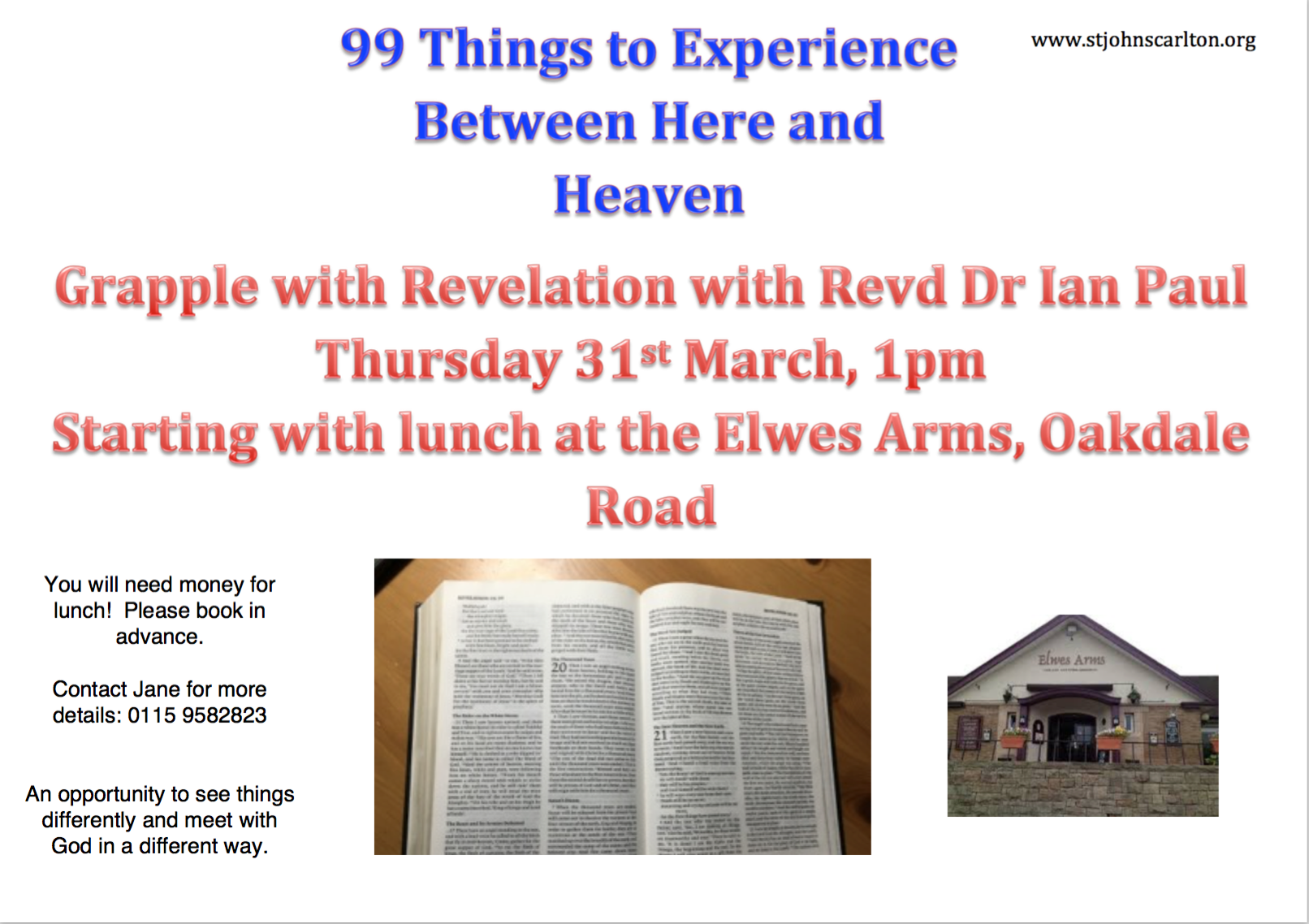 Revelation website